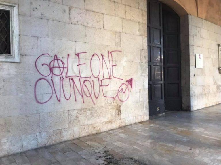 IL GALEONE NON AFFONDERA'